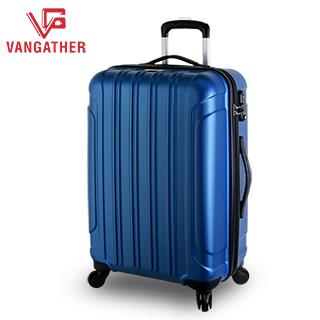 VANGATHER 凡特佳-20吋ABS視覺饗宴系列行李箱-氣泡藍