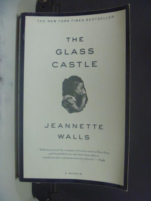 【書寶二手書T3/原文小說_NBR】The Glass Castle: A Memoir_Walls