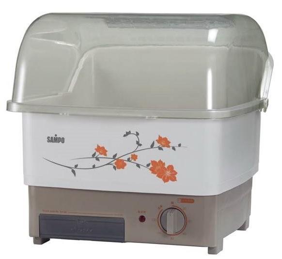 KB-RA06H【聲寶】直熱式烘碗機 保固免運-隆美家電