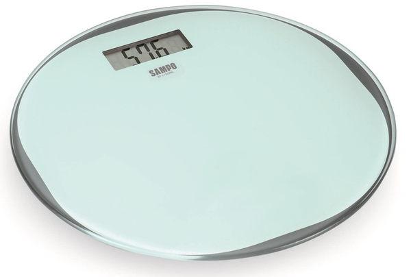 BF-L1302ML【聲寶】圓形電子體重計 免運費-隆美家電