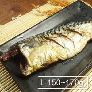 【新鮮物語】挪威薄鹽鯖魚片L 150g~170g/片