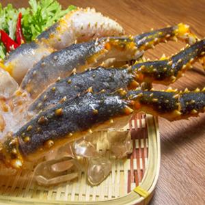 【新鮮物語】北海道鱈場蟹腳(L)500g~700g/副