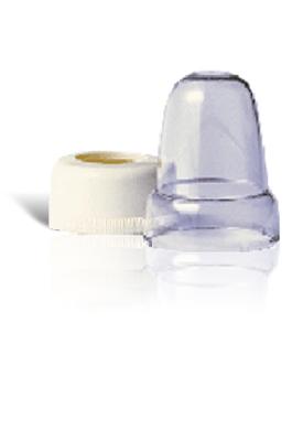 『121婦嬰用品館』貝親 標準奶瓶蓋組