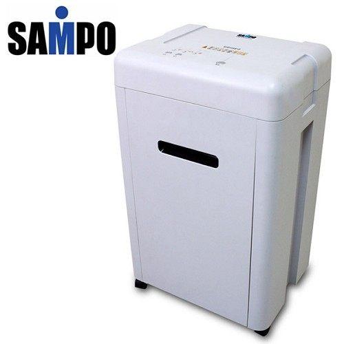 ★杰米家電☆聲寶 SAMPO CB-U9151SL 專業型碎紙機 可碎CD 信用卡 27L超容量收納筒