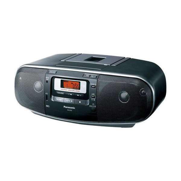 國際 Panasonic 手提USB/CD收錄音機 RX-D55