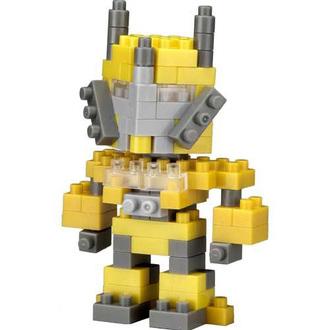 【Tico微型積木】戰鬥機器人-黃 3008 (成單開量3,目前下單量0,可成單餘量3,初回開量)