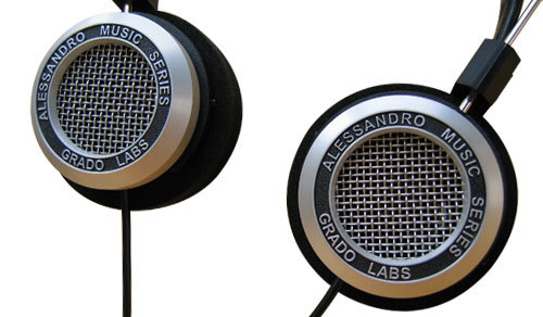 志達電子 325e-MUSIC TWO Alessandro GRADO MS2e 耳罩式耳機 公司貨 SR325e對應