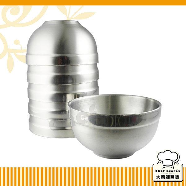 理想牌品味雙層隔熱碗14cm(六人組)兒童碗-大廚師百貨