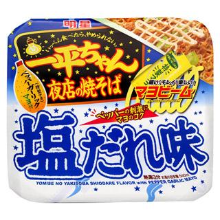 明星食品 一平夜店炒麵-鹽味 (132g)