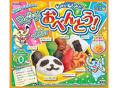 自己動手做-手作熊貓便當造型糖-29g 促銷中