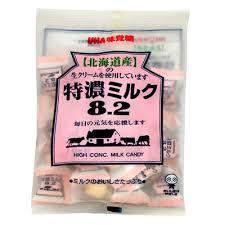 UHA味覺糖 特濃8.2牛奶袋糖(220g)