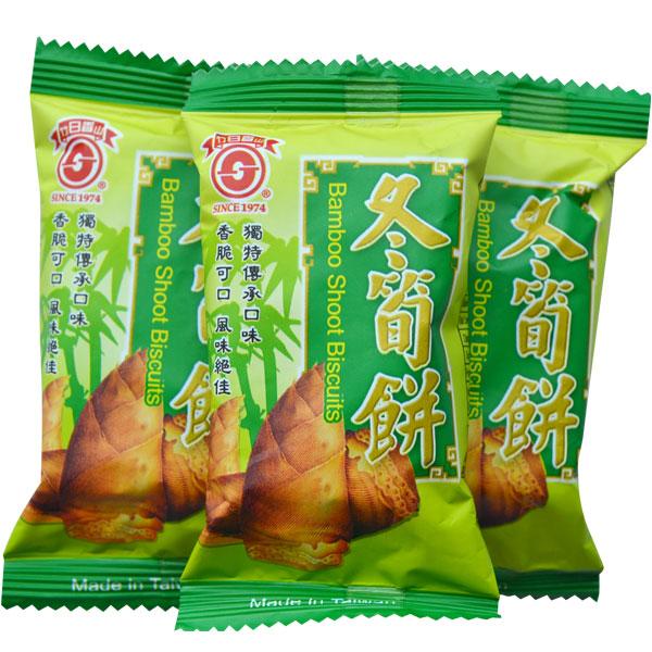 日香-冬筍餅量販包 330g