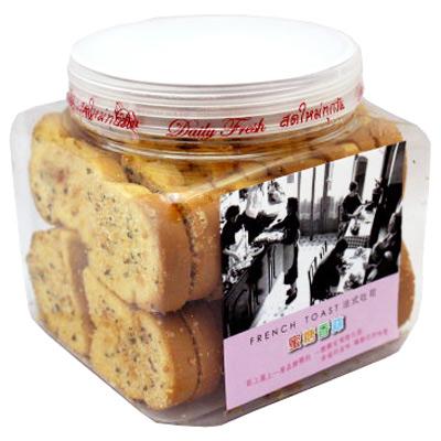 三立法式吐司-蜜糖香蒜(200g)