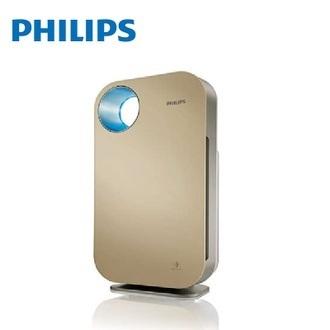 飛利浦高效濾淨空氣清淨機AC4076(8~12坪)送淨水器(WP3811)+1片濾網(AC4147)