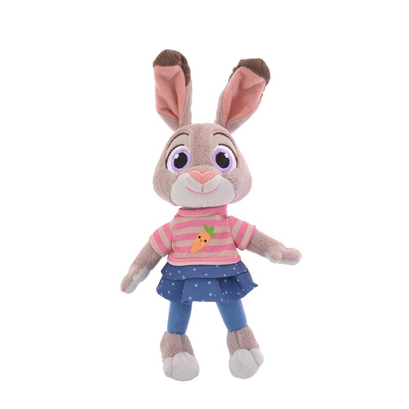 【真愛日本】16041800003專賣店限定Q娃S-哈茱蒂   迪士尼 動物方程式 娃娃 絨毛娃 收藏 擺飾