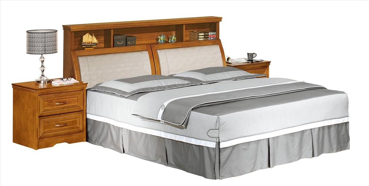 【石川家居】EF-26-3 楓芝林樟木6尺實木床頭箱 (不含床底及其他商品) 需搭配車趟