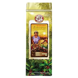 伯朗精品咖啡豆  衣索比亞 耶加雪菲 金蕾娜安芭雅(250公克裝)