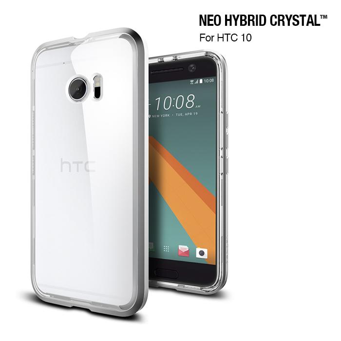 ✻快速到貨✻ SGP HTC 10 Neo Hybrid Crystal - 複合式邊框透明保護殼組