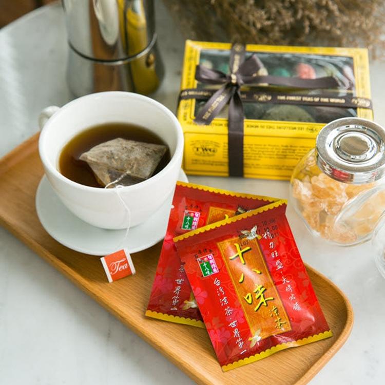 十八味養身茶試喝茶包(10入) ★幫助入睡★養顏美容★體內環保★