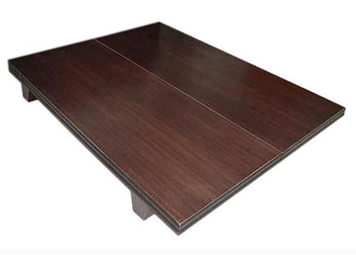 【尚品家具】337-01 木屐型雙人5尺胡桃床底~另有3.5尺及6尺