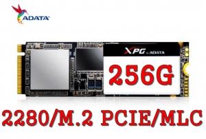 ADATA 威剛 XPG SX8000 256G M.2 2280 PCIe MLC SSD 固態硬碟