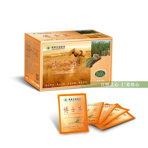 長庚生技 博士茶(30包/盒)
