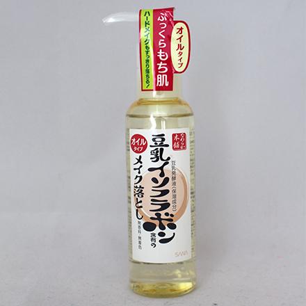 【敵富朗超巿】SANA 豆乳美肌深層卸妝油