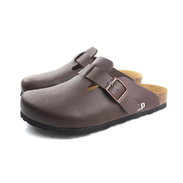 GP 勃肯鞋 女鞋 咖啡色 no735