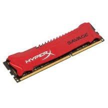*╯新風尚潮流╭*金士頓 8GB HyperX SAVAGE DDR3-2400 桌上型超頻記憶體 HX324C11SR/8