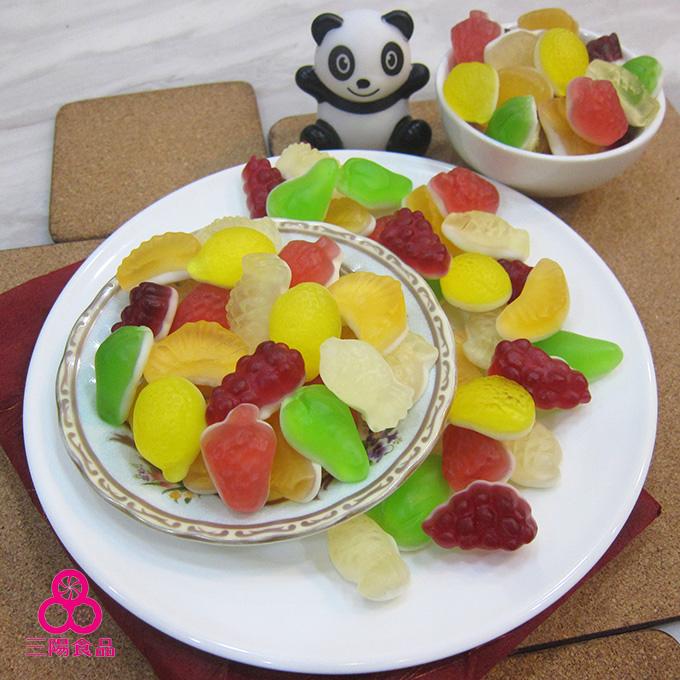 【三陽食品】水果雞尾酒QQ