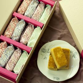 月兔天寶禮盒(奶素 / 12入)原味/土鳳梨酥/堅果土鳳梨酥/核桃土鳳梨酥