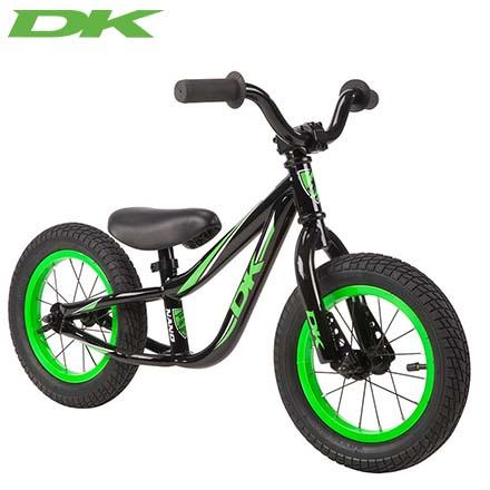 聖誕節優惠12/01~12/31-美國BMX品牌DK-NANO Balance Bike(黑色)。兒童滑步車,學步車,滑板車,平衡車,聖誕節禮物