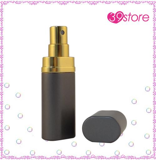 [ 39store ] 3ml 電化鋁香水分裝瓶 玻璃內瓶 可重複填充 橢圓形