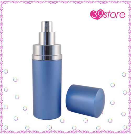 [ 39store ] 50ml 鋁製香水瓶 填充香水瓶 攜帶式 旅行用化妝水瓶 消毒酒精噴霧瓶