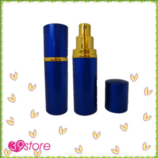 [ 39store ] 20ml 鋁製香水瓶 填充香水瓶 攜帶式 旅行用化妝水瓶 消毒酒精噴霧瓶