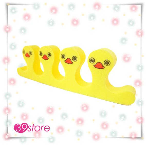 [39store] 鴨子形狀腳趾分開器2入 分趾器 柔軟舒適不痛