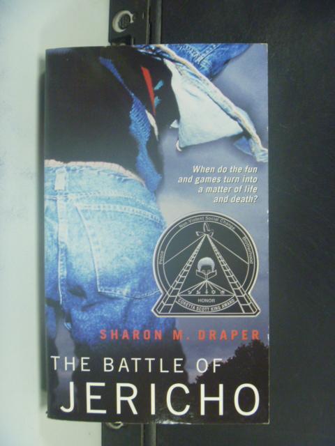 【書寶二手書T6/原文小說_HHE】The Battle Of Jericho_Draper