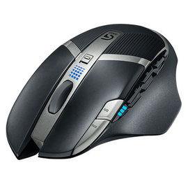 羅技 Logitech G602 無線遊戲滑鼠 (2500DPI/11個可自訂鍵)