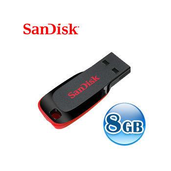SanDisk Cruzer Blade CZ50 8GB 隨身碟[天天3C]