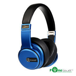 Fonestuff 瘋金剛 Drama5 Hi-Fi 劇院耳罩式耳機 (搖滾藍)(蕭敬騰專屬打造版) [天天3C]