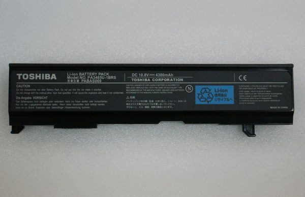 TOSHIBA 原廠電池 PA3465U PABAS069 A100 A105 A115 A85 M100 [天天3C]