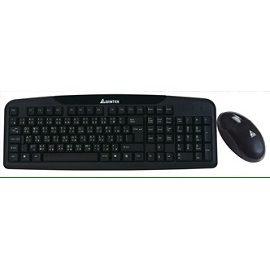 文鎧WINTEK WM530 有線 PS2 鍵盤滑鼠組 PS/2 [天天3C]