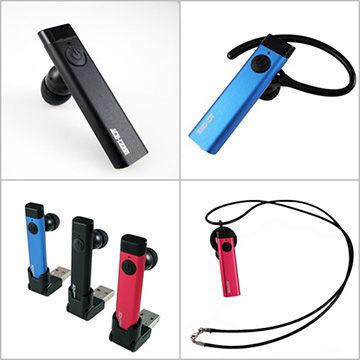 [天天3C] 嘻哈部落 SeeHot 【雙待機】(SBH-023RT) V3.0 鋁合金入耳式藍牙耳機