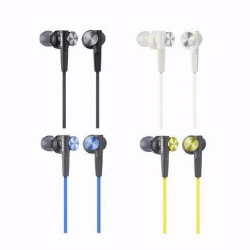 【天天3C】SONY MDR-XB50AP 重低音內耳式手機用耳麥