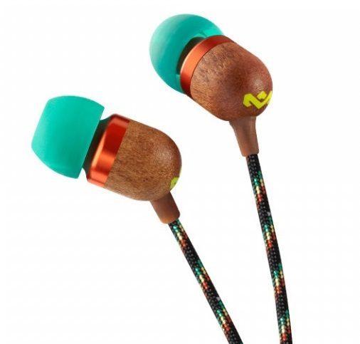 [天天3C] Marley (EM-JE040-RA) 綠色 Smile Jamaica 入耳式耳機