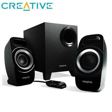 Creative Inspire T3300 2.1聲道喇叭 [天天3C]