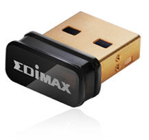 訊舟 EDIMAX EW-7811UN 高效能隱形USB無線網路卡