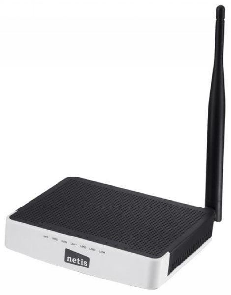 [天天3C] netis WF2411 曜極光無線寬頻分享器