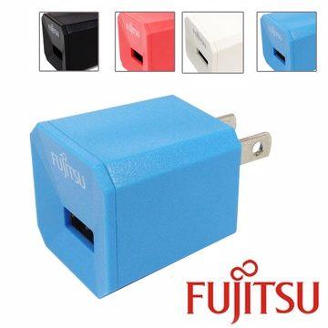 FUJITSU 富士通 US-01 1A電源供應器/AC轉USB轉接頭(5V/1A) [天天3C]