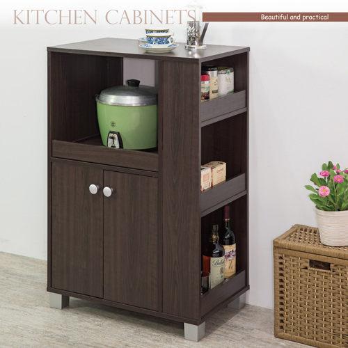 廚房櫃 收納櫃【N0050】吉雅雙門收納廚房櫃 完美主義